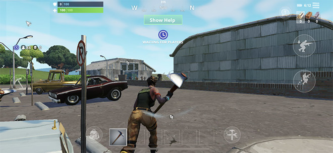 How to snag an invitation to play Fortnite on iOS and an