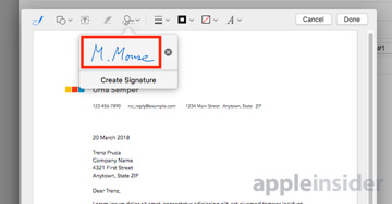 How to add your signature to digital forms and documents in