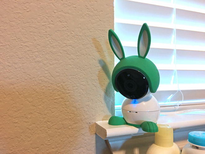 Hands-on: Netgear's Arlo Baby camera with Apple HomeKit support