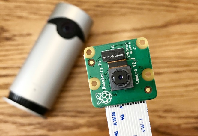 How to create your own HomeKit camera with a Raspberry Pi