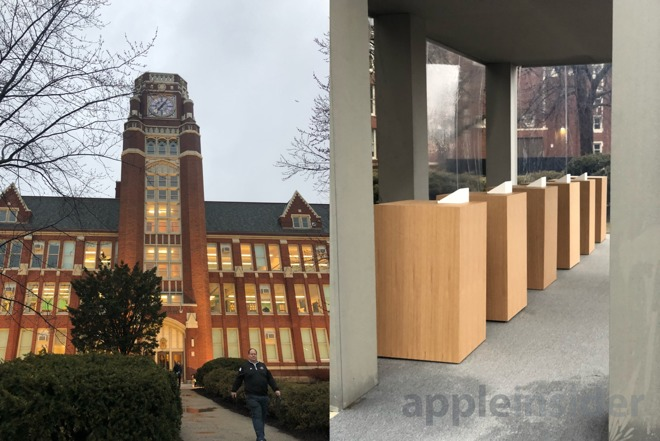 Field Trip' schedule emphasizes education focus of Apple event