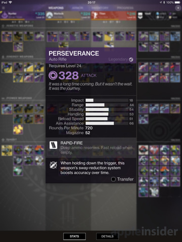 Hands On: Manage your gear in 'Destiny 2' with Ishtar