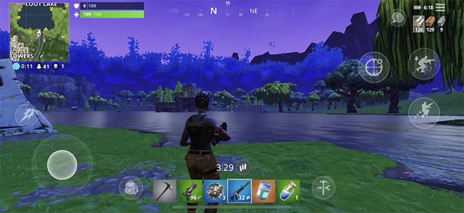 pc and consoles but doesn t include the separate save the world paid player vs environment campaign players of fortnite battle royale - fortnite free vs paid