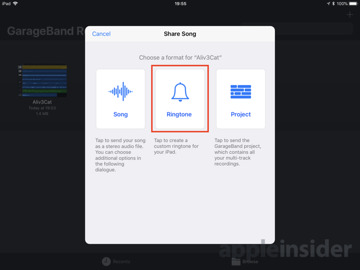 How to create custom ringtones on your iPhone with GarageBand for iOS