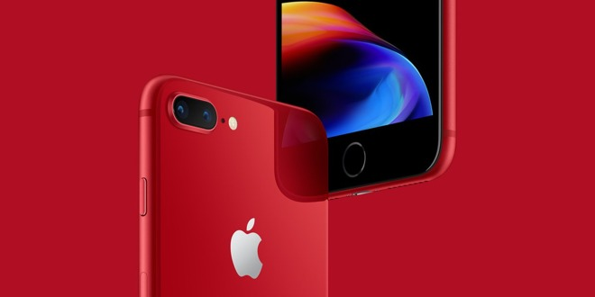 Apple Begins Orders For Product Red Iphone 8 Iphone 8 Plus Iphone