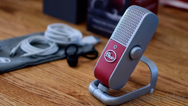 Hands on: Blue Raspberry microphone works with your Mac