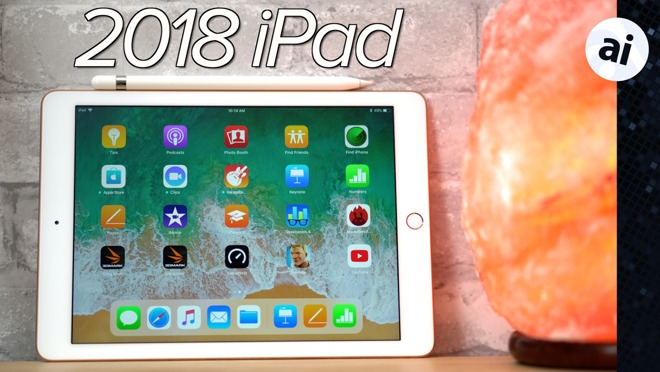 Watch: Should you upgrade to Apple's 2018 iPad?