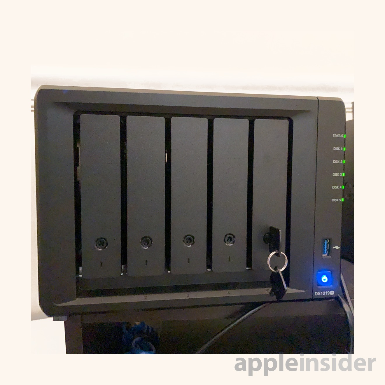 Review: Synology D1019+ Network Attached Storage device