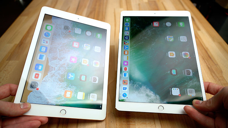 Apple iPad vs iPad Pro