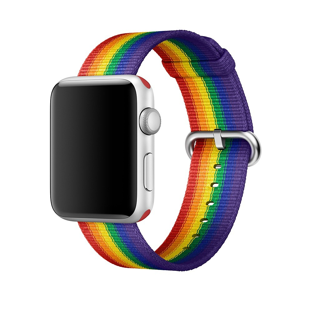 Apple Watch Pride Edition band