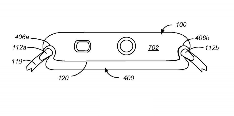 Apple Watch expansion upgrade patent