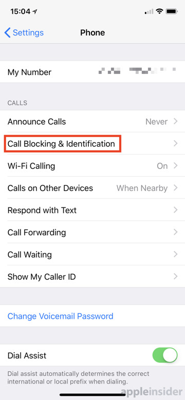 how to stop getting calls from unknown numbers iphone
