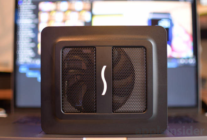 First look: Sonnet's eGFX Breakaway Puck RX570 delivers on