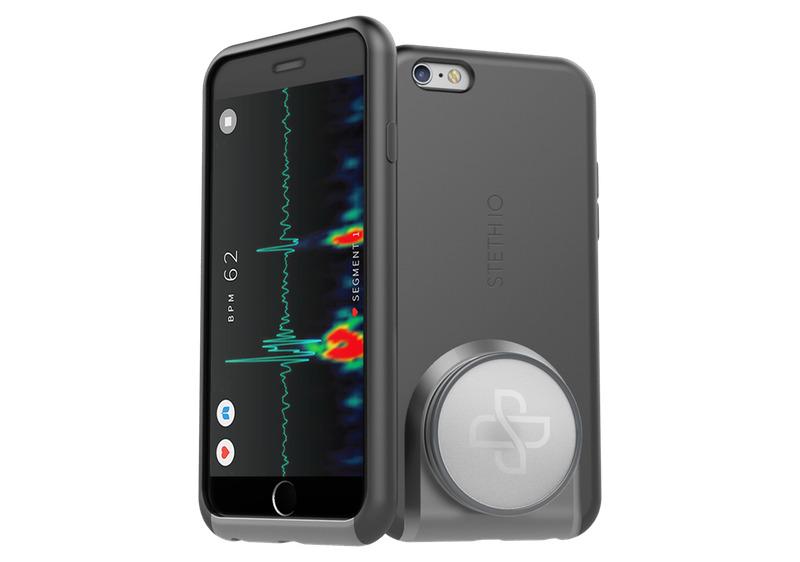 Steth IO iPhone Stethoscope