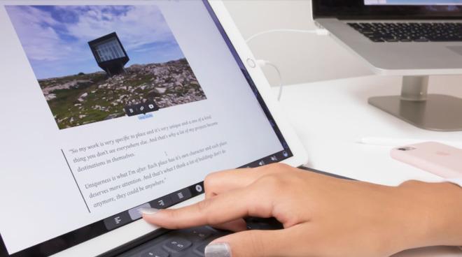 Duet Display on iPad
