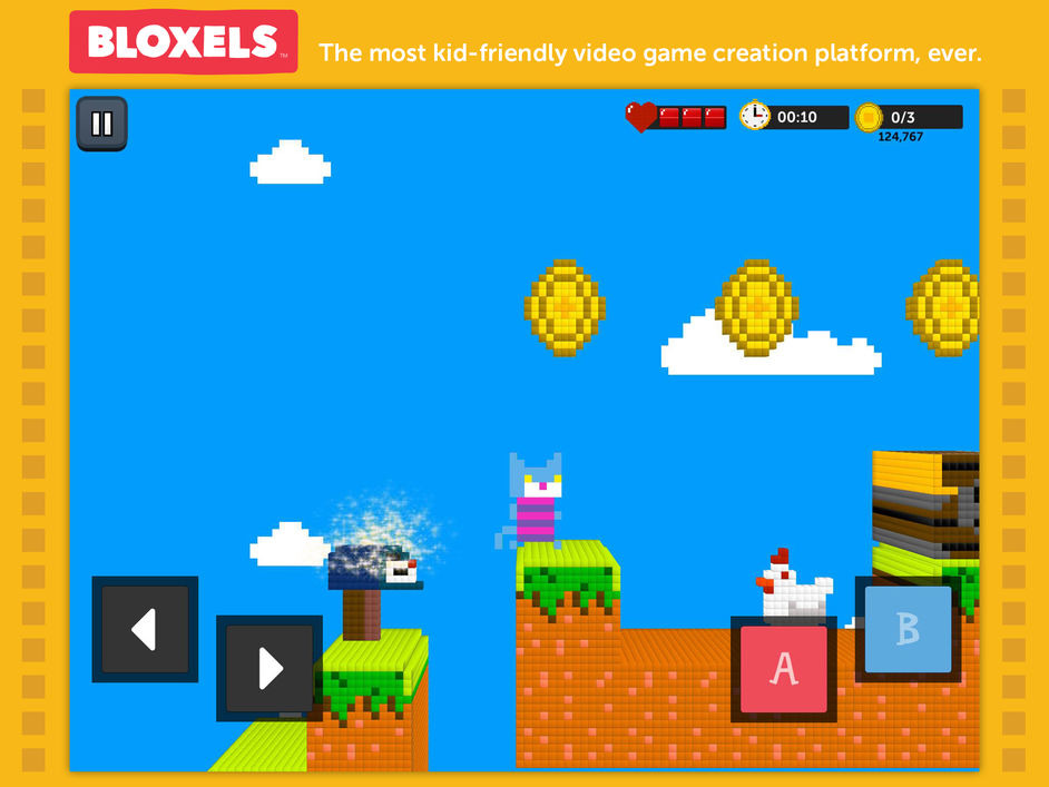 Bloxels Builder on the app store