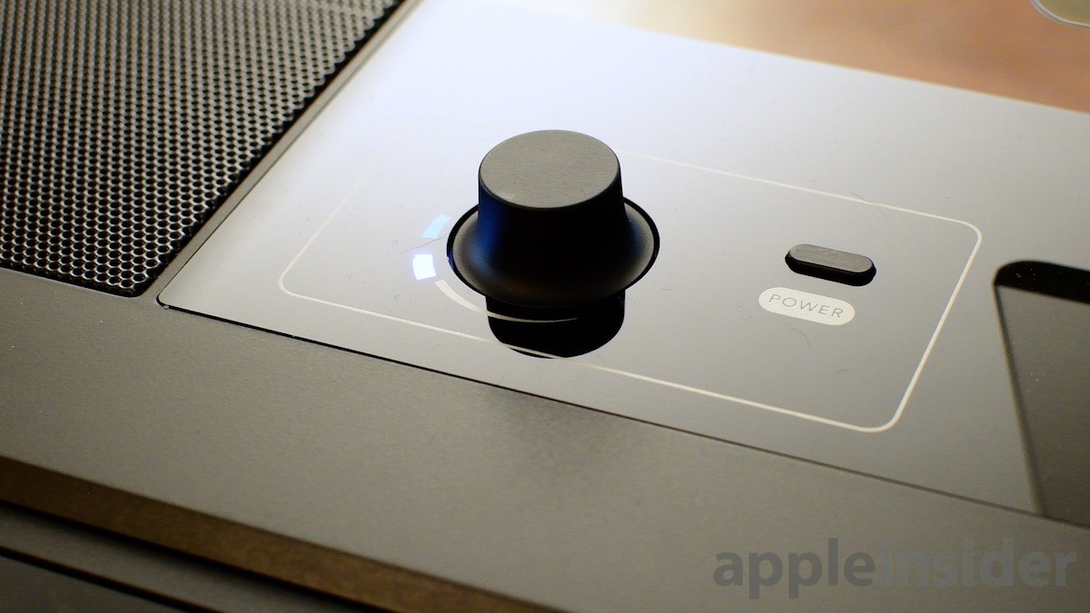 ONE Smart Keybaord control knob