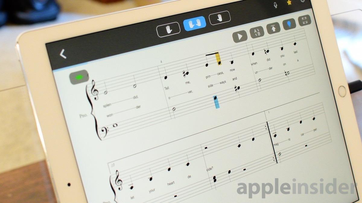 ONE Smart Keybaord sheet music