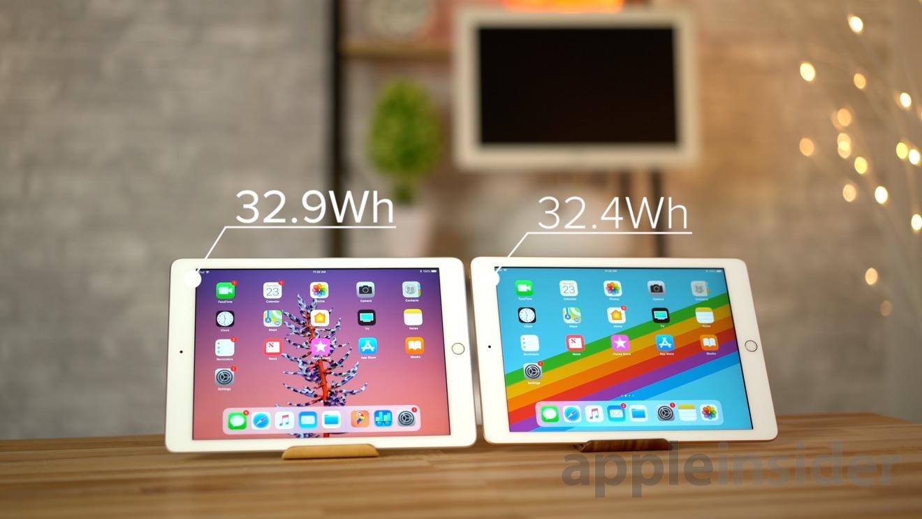 iPad 2017 2018 pro 10.5 battery