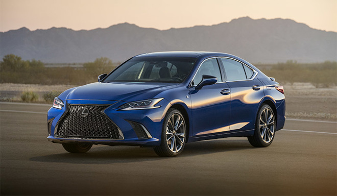 2019 Lexus ES will be carmaker's first model to integrate CarPlay