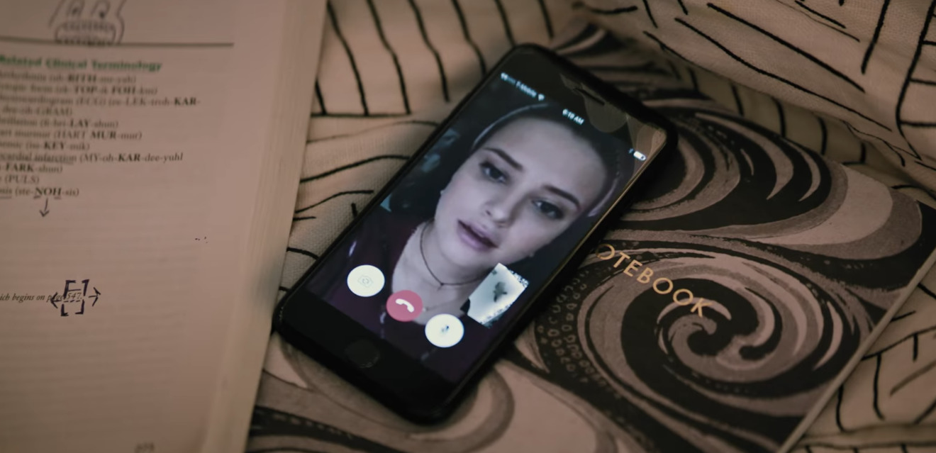 Facetime featured in the 2018 film Love Simon
