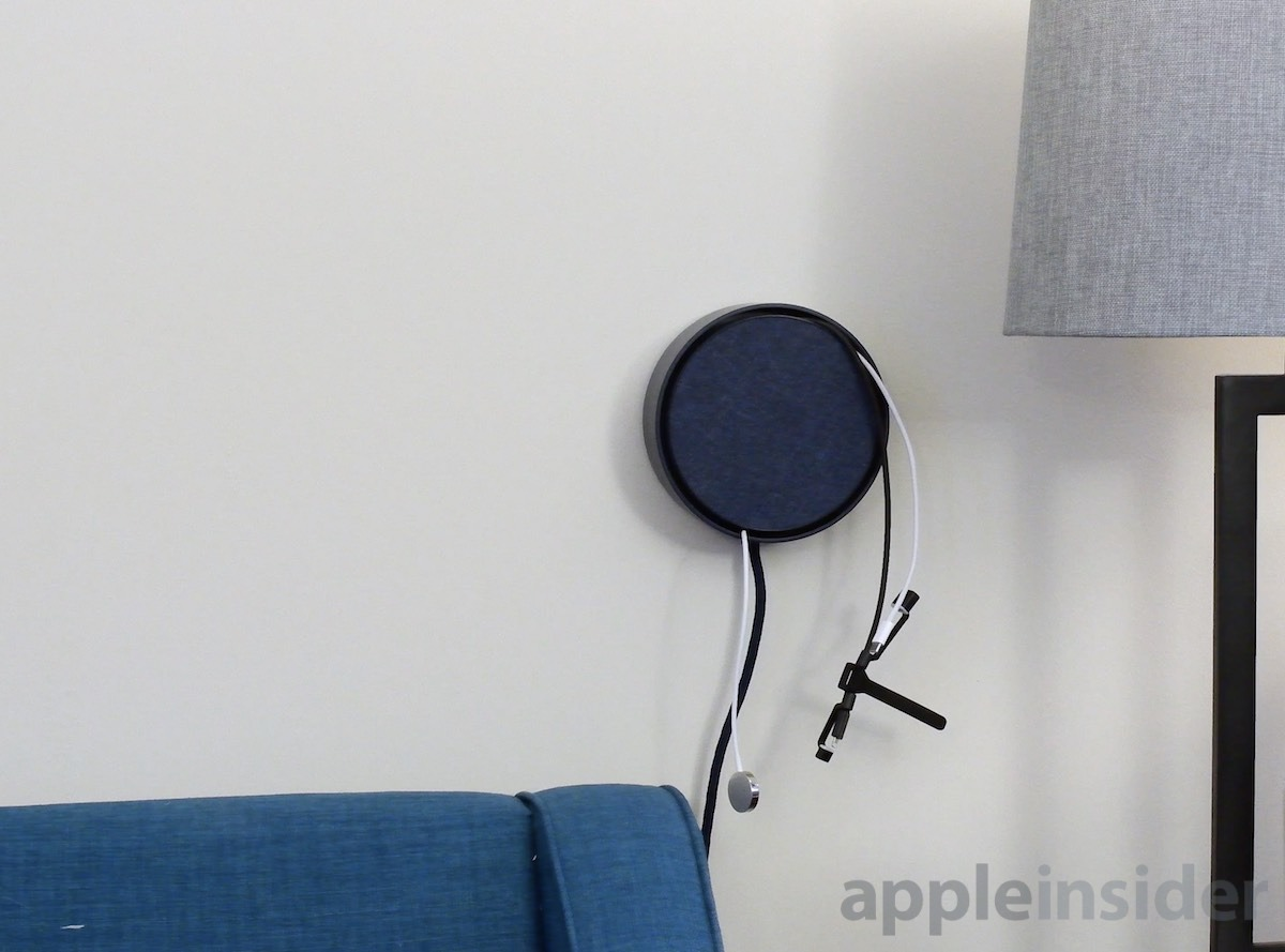 Eclipse Charger Mounted on Wall