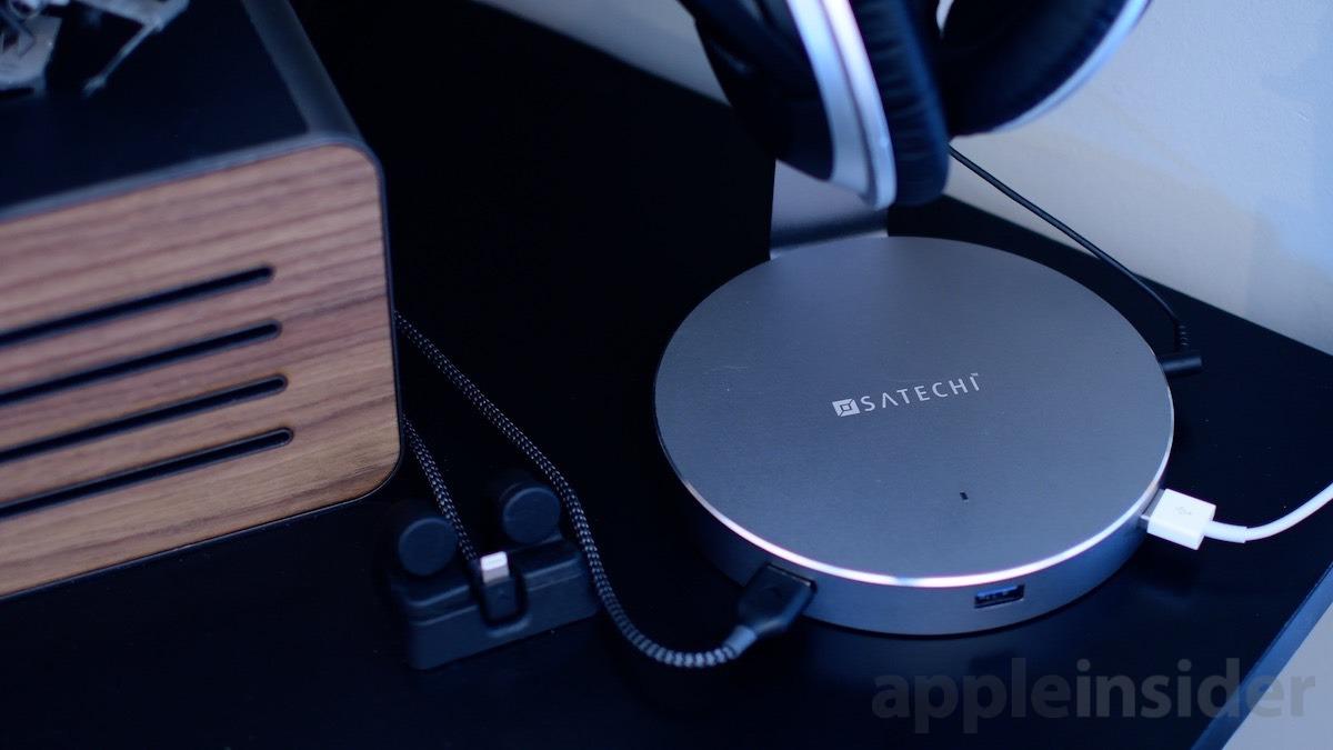 Satechi USB Headphone Stand