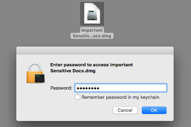 How to use Disk Utility in macOS to protect your sensitive data