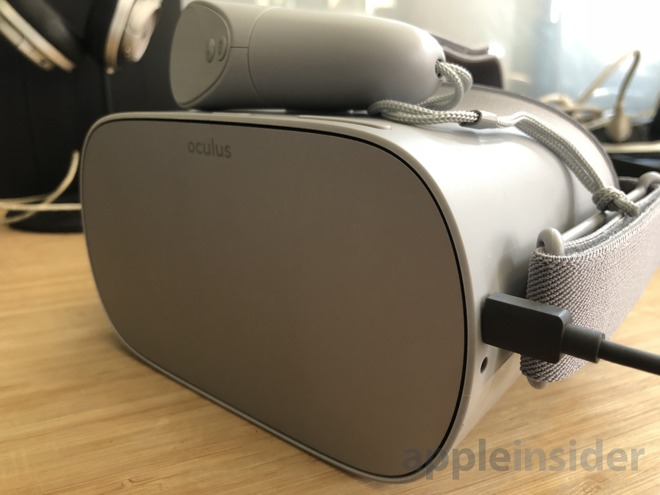 First look: Oculus Go, Facebook's standalone, iPhone-compatible VR
