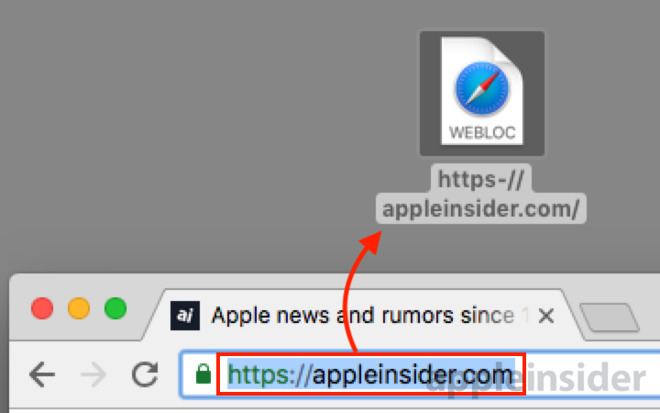 How to add bookmarks for your favorite websites to the macOS