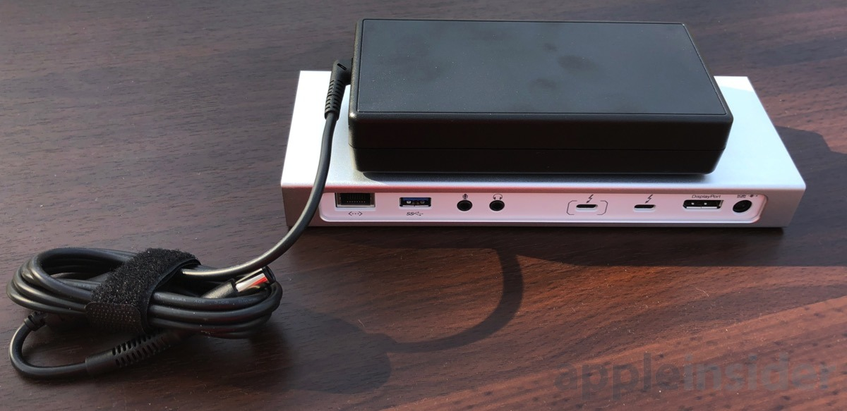 Iogear dock GTD735 with power supply