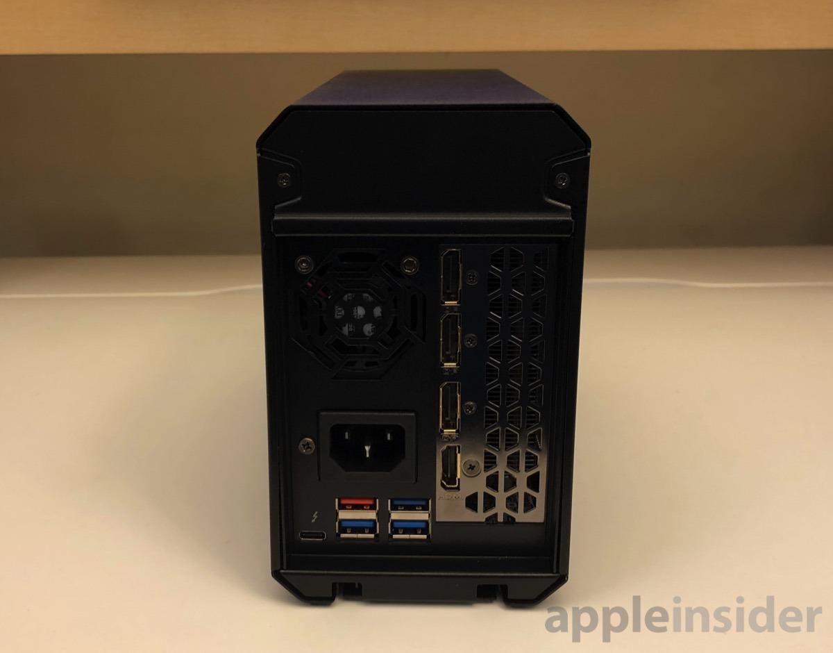 gigabyte egpu ports