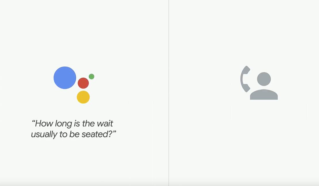 Google Assistant Duplex