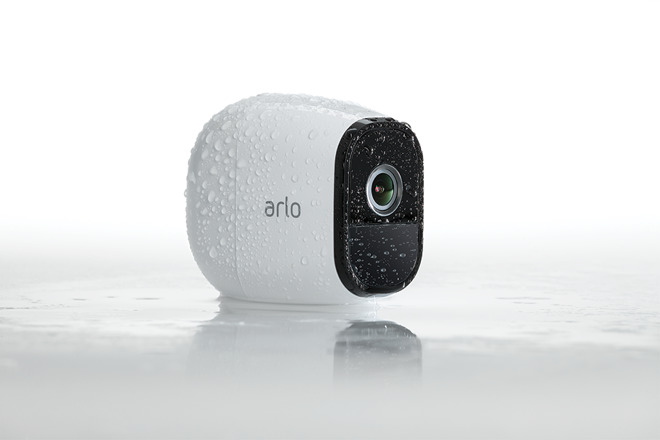 Apple HomeKit on the way to Netgear's wireless Arlo Pro camera [u]