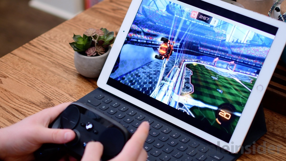 Hands on: Steam Link lets you play Mac and PC games on iOS and tvOS