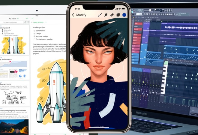 App Roundup: FL Studio 20 for Mac, Spark 2, Evernote, Procreate