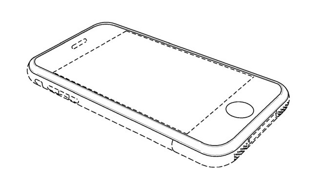 Illustration from Apple's '087 patent.