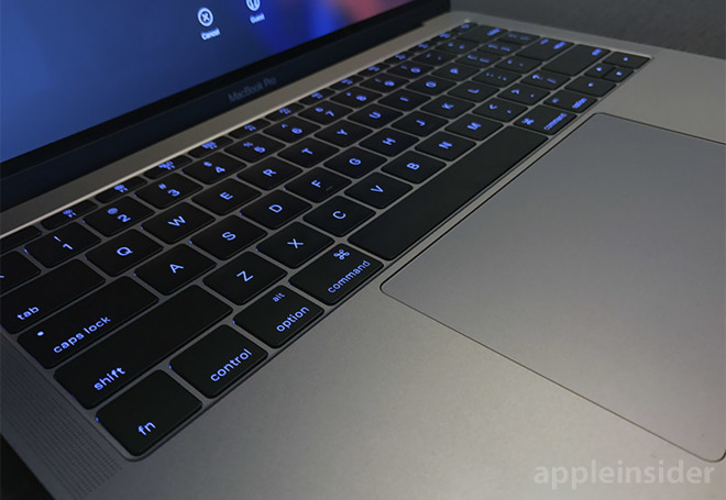 Apple's MacBook butterfly switch keyboards target of second