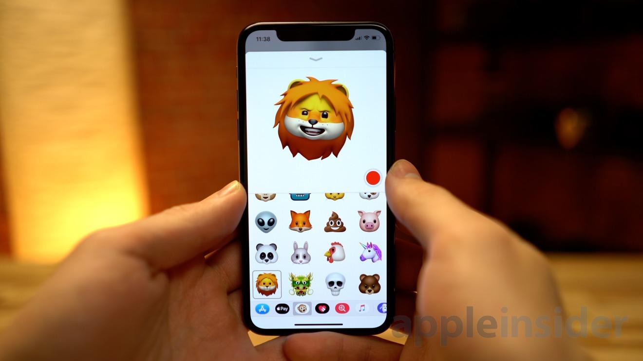 iOS 11 on iPhone X