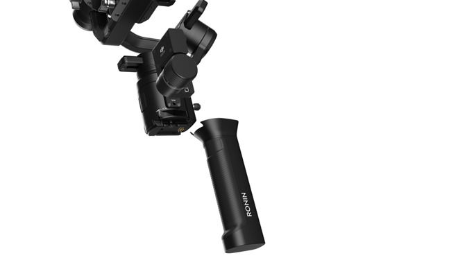 iPhone app controls $699 DJI Ronin-S single-handed stabilizer for