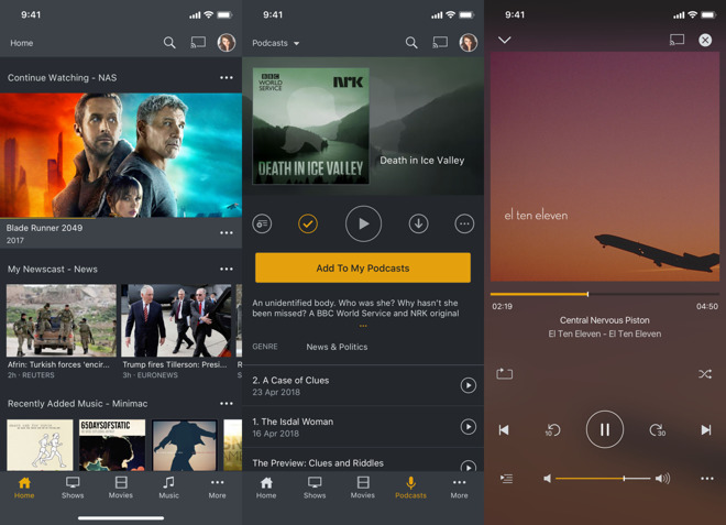 App Roundup: Things 3, Plex for iOS, Overflow 3 0, Philips