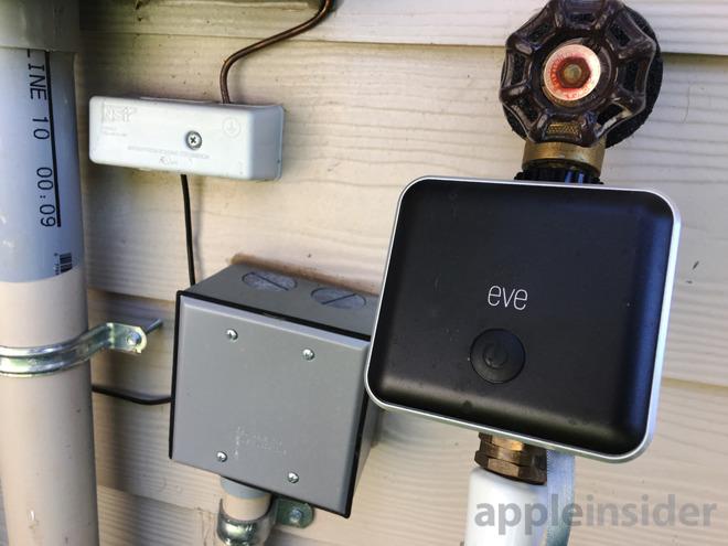 Review: Elgato\'s Eve Aqua water controller is for HomeKit diehards