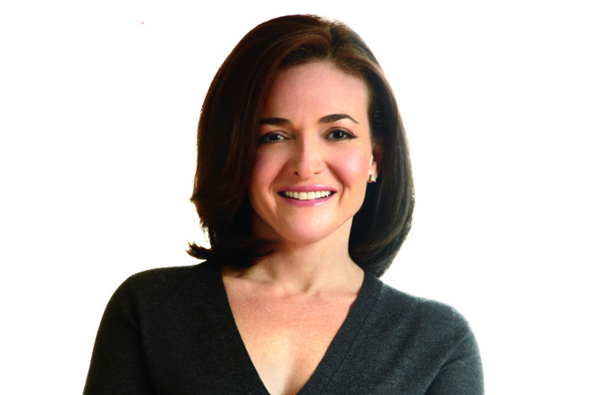 Facebook's Sheryl Sandberg enters the ring in data privacy