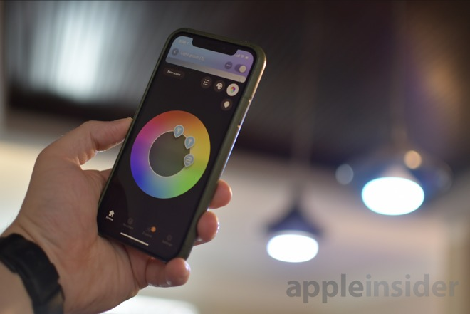 Sync Philips Hue lights to music and games on Mac with the