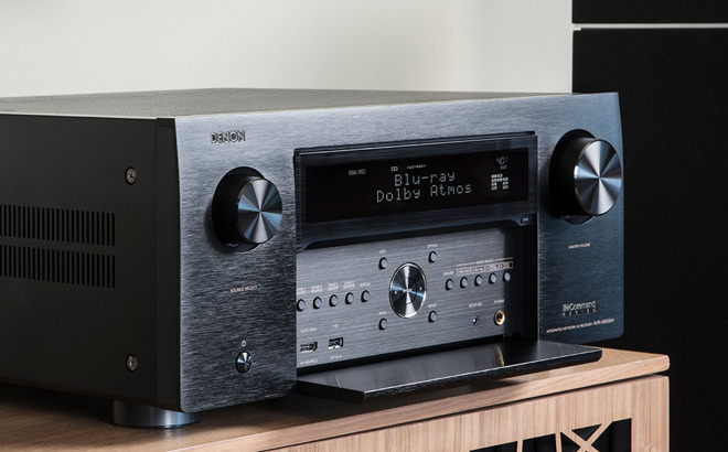 These Marantz and Denon receivers are AirPlay 2 compatible