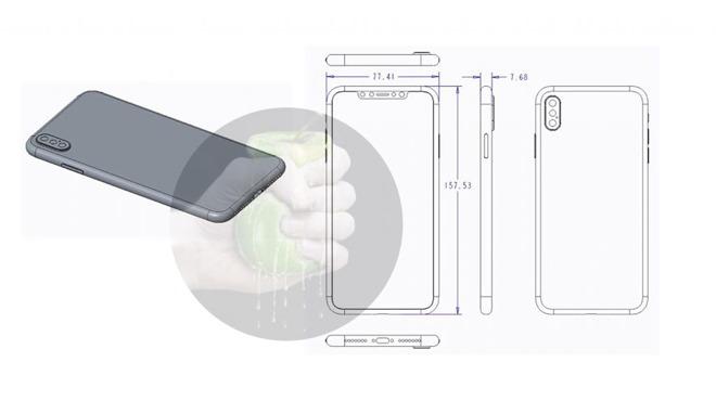 Broad Leak Of Apple S 2018 Iphone Design Schematics Producing
