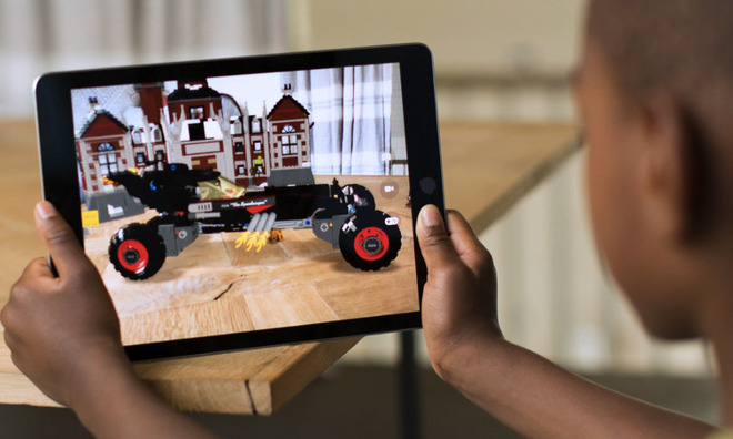 Apple to debut new arkit tools at wwdc supporting multi player apples arkit software platform is currently a single user affair an expansion to the technology predicted to debut at wwdc will allow for peer to peer fandeluxe Choice Image