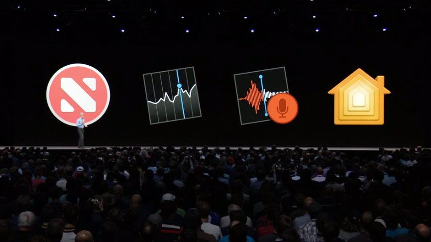 WWDC 2018 iOS on Mac