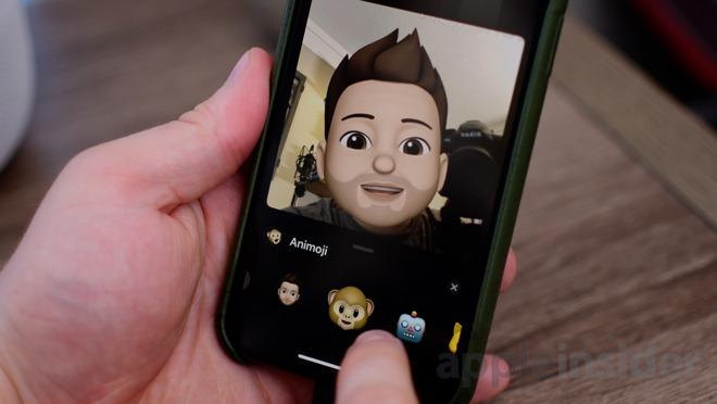 FaceTime iOS 12