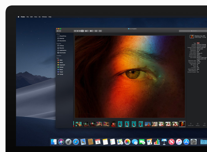 macOS Mojave will drop support for some older Macs released
